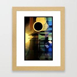A Mind's Full Framed Art Print