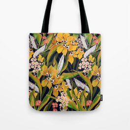 Lush Print- Amber Tote Bag