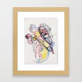 Sensory Systems 1 Framed Art Print