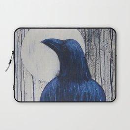 Raven Moon Laptop Sleeve
