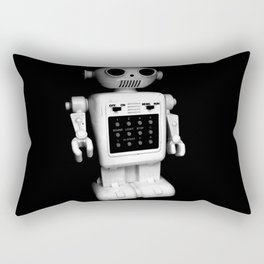 Do You Robot                No.- one 1 Rectangular Pillow