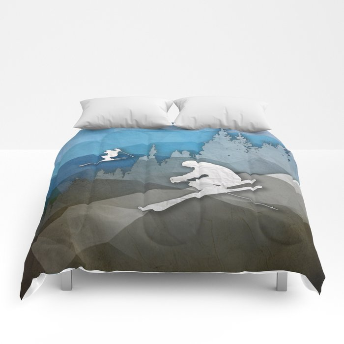 The Skiers Comforters