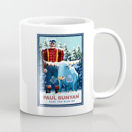 Landmark Series | MN Paul Bunyan Winter Coffee Mug