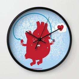 Cardio Ambition Wall Clock