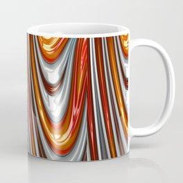 Orange Drip Coffee Mug