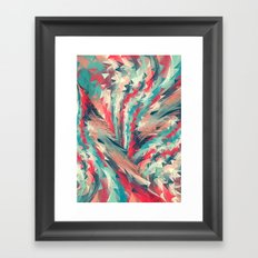 Hold On Framed Art Print