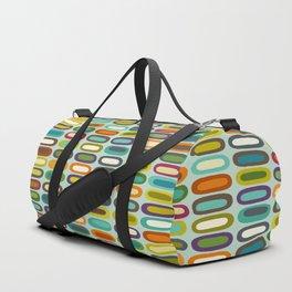 lozenge mint Duffle Bag