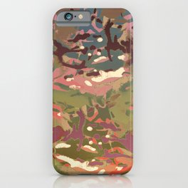 My Most Popular Camo, 2 Dual version! iPhone Case