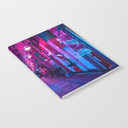 Entrance to the next Dimension Notebook