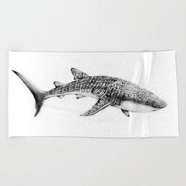 Whale Shark Beach Towel