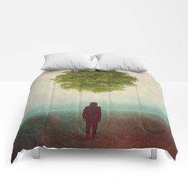 Infrequent Sense Comforters