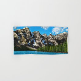 Canadian Vista  Hand & Bath Towel