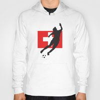 switzerland Hoodies featuring Switzerland - WWC by Alrkeaton