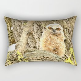 Get A Grip Rectangular Pillow