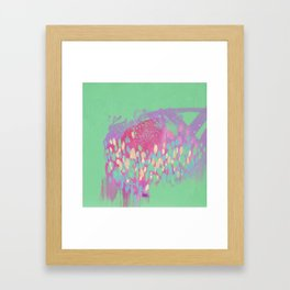 Carey Framed Art Print