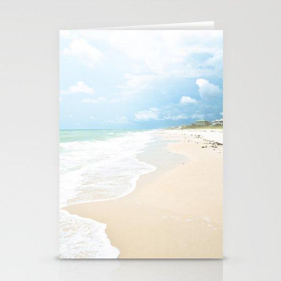 Paradise Shore Stationery Cards