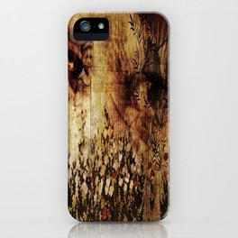 In Your Mothers Eyes iPhone Case