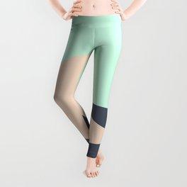 Abstract Tourmaline 7 Leggings
