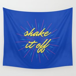 Shake It Off Wall Tapestry