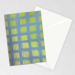 Pointed Pattern Stationery Cards