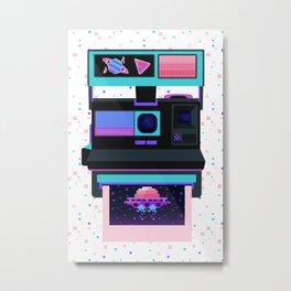 Instaproof Metal Print