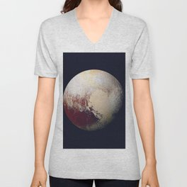 Pluto Unisex V-Neck