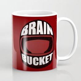 Brain bucket Coffee Mug