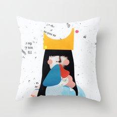 sabine Throw Pillow