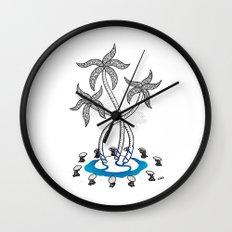Tree Friends, pt.2 Wall Clock