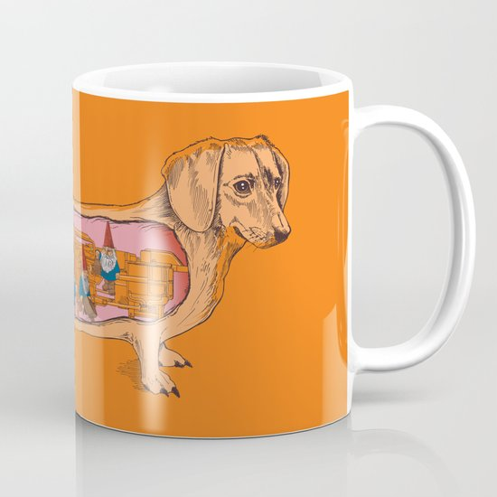 Secrets of the Dachshund  Mug