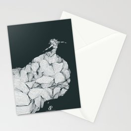 Come To Nothing Stationery Cards