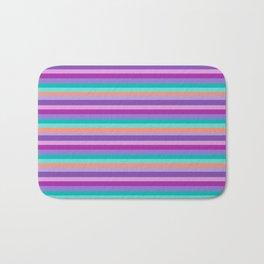 Stripes Colorul Mood Bath Mat