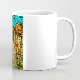 Sidewalk Seat Coffee Mug