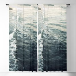 Song of the Shore Blackout Curtain