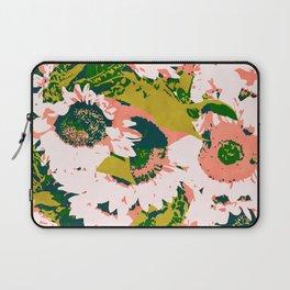 Sunny Garden #painting #nature Laptop Sleeve