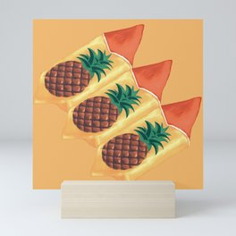 Pineapple sweets Mini Art Print