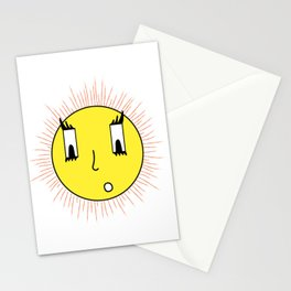 Sunshine Surprise Stationery Cards
