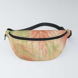red weeping willow Fanny Pack