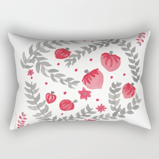 Spring vibes Rectangular Pillow