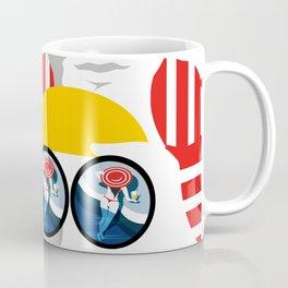 The Observers Coffee Mug