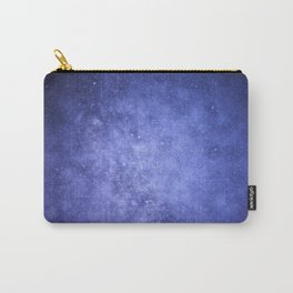 Light Purple Galaxy Carry-All Pouch