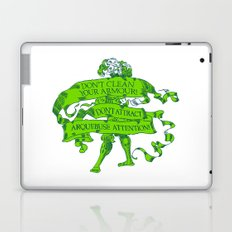 Wise Landsknecht #1 Laptop & iPad Skin