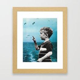 Cippo Framed Art Print