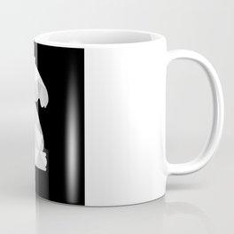 Chess Polygon Knight Figure Coffee Mug