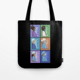 Pandemic Series - Version 1 Tote Bag