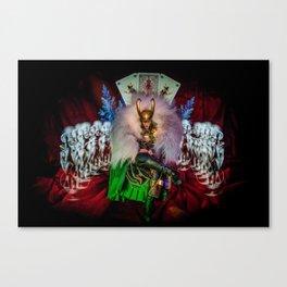 Asgard's Jack of All Trades 2 Canvas Print