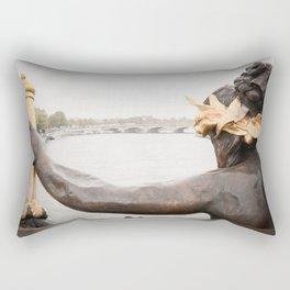 Alert Rectangular Pillow