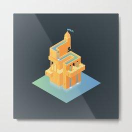 S Monument Metal Print