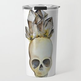Crystal Skull Travel Mug