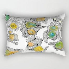 Alien. Rectangular Pillow